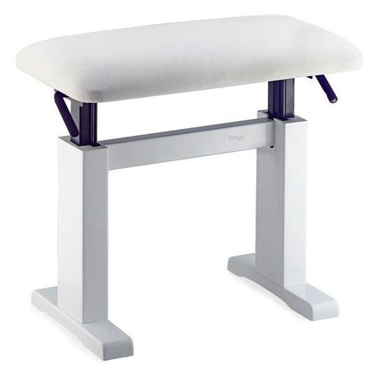 Stagg PBH 780 WHP VWH Hydraulická klavírní stolička