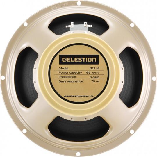 CELESTION G12M-65 Creamback 16Ohm