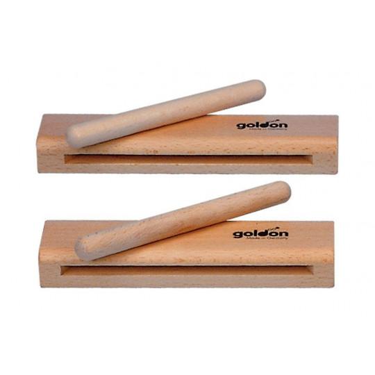 GOLDON - wood block bez rukojeti - 20 cm (33305)