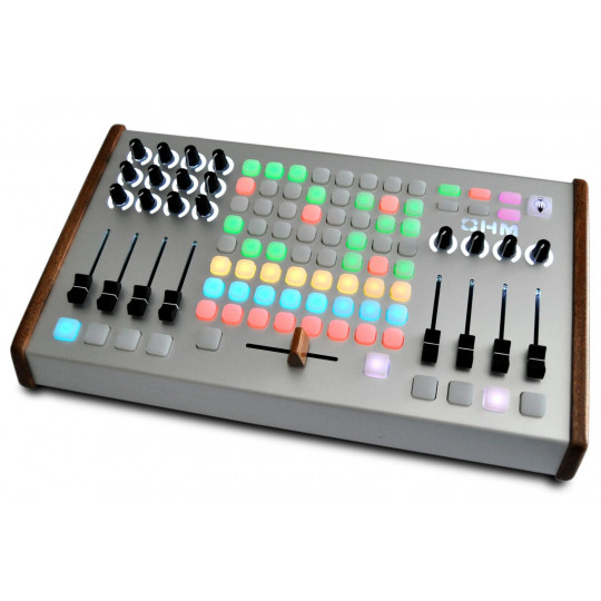 Livid OHM RGB USB MIDI Controller