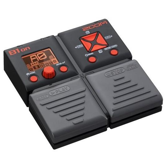 Zoom B1Xon - Baskytarový multiefekt
