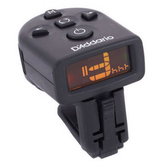 Planet Waves PW-CT-12 - NS Mini Headstock Tuner