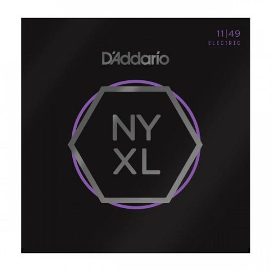D'Addario NYXL1149 - struny pro elektrickou kytaru