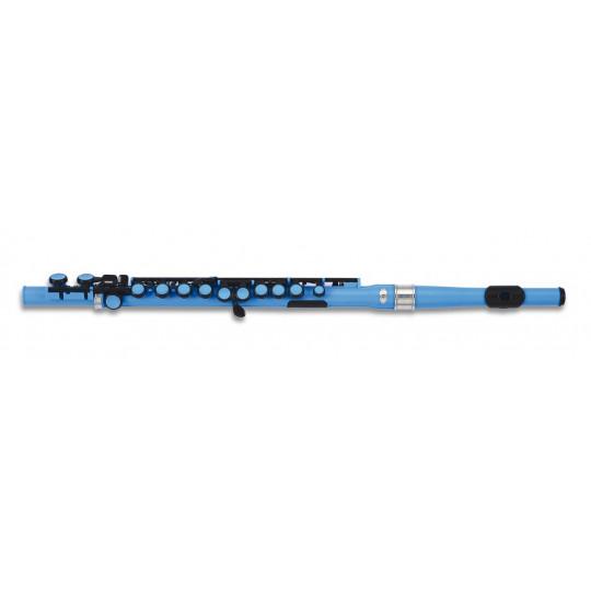 NUVO Student Flute Electric Blue - příčná flétna