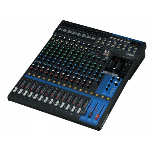 Yamaha MG16XU - Mix, 16 kanálů