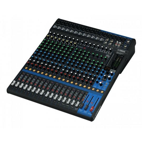 Yamaha MG20XU - Mix, 20 kanálů