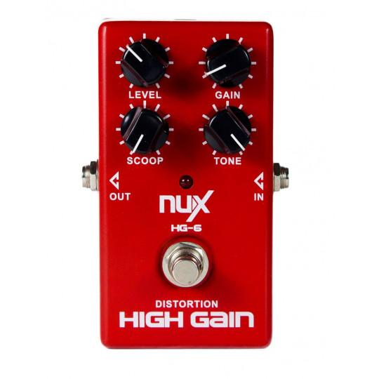 NUX HG-6 - kytarový efekt