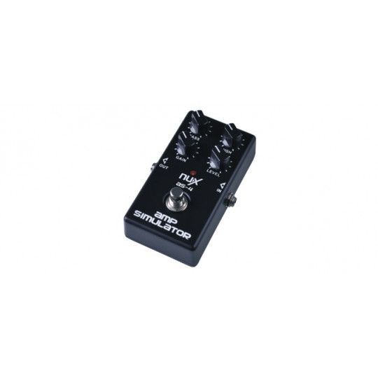 NUX AS-4 - kytarový efekt: Amplifier Simulator
