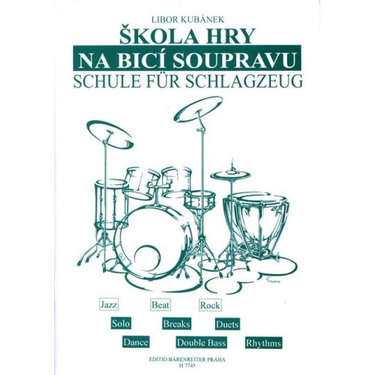 Škola hry na bicí soupravu - Libor Kubánek