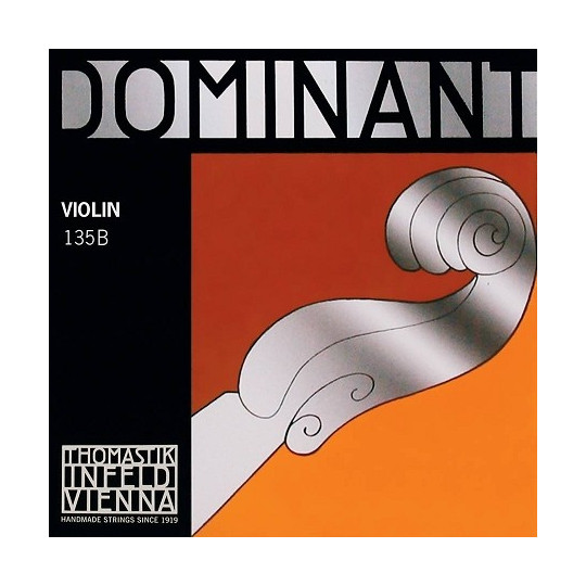 THOMASTIK Dominant 135B - struny pro housle, E drát