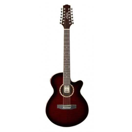 Ashton SL 29/12CEQ WRS - 12-ti strunná kytara