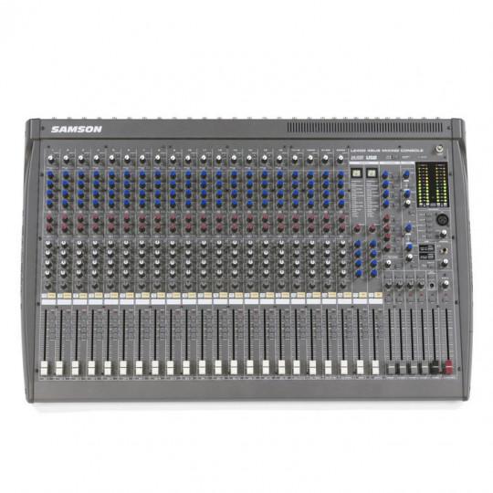 SAMSON L2400 - pasivní mixážní pult