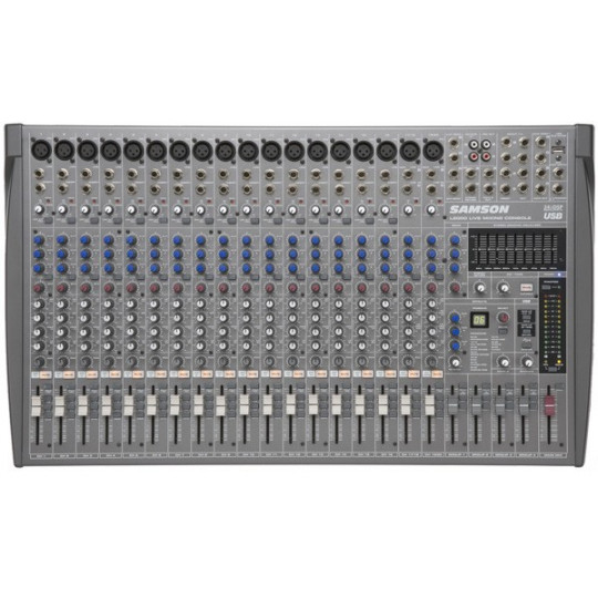 SAMSON L2000 - pasivní mixážní pult
