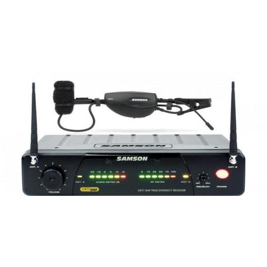 SAMSON SW7ASW4 - bezdrátový systém UHF pro dechové nástroje
