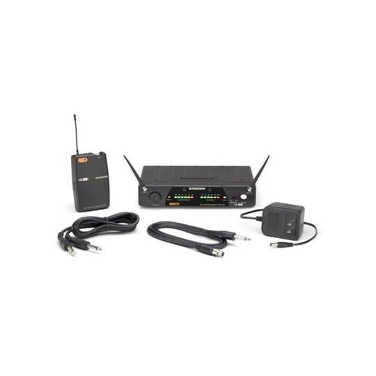 SAMSON SW77SGT - bezdrátový systém UHF pro kytaru a basu