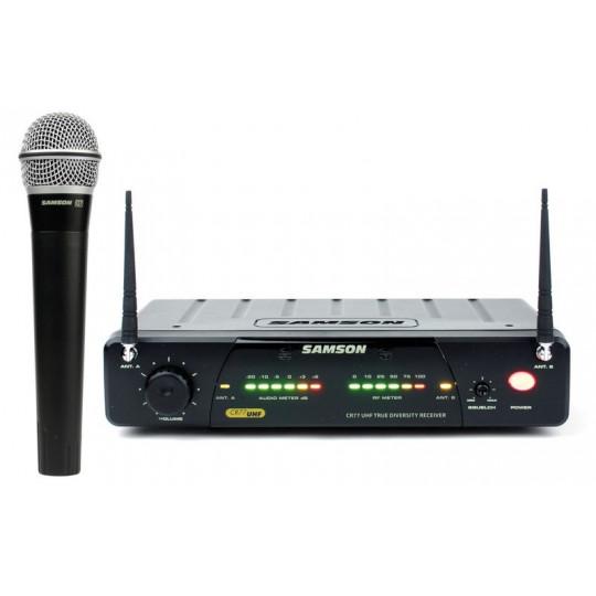 SAMSON SW77SHQ7 - bezdrátový systém UHF pro mikrofon