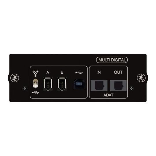 Soundcraft Multi-Digital card USB, FW, ADAT pro Si Compact, Si, Performer a Si Expression