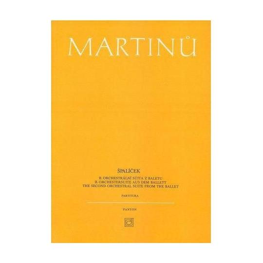 Špalíček - Martinů Bohuslav