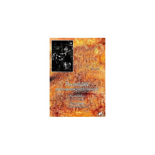 Paradiddle pro soupravu bicích nástrojů + CD - Veselý Miloš