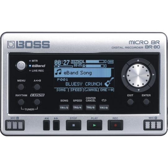 BOSS MICRO BR® BR-80