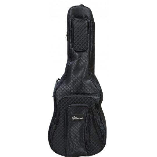 GILMOUR GIGBAG BK - povlak na akustickou kytaru