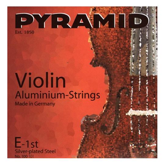 Pyramid 4/4, Aluminium