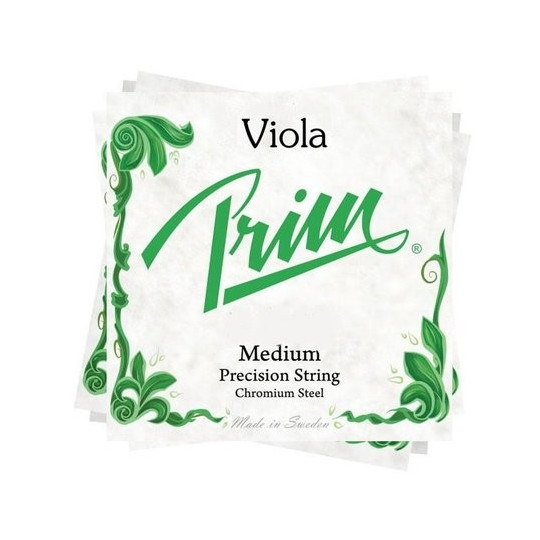 Prim Prim struny pro violu Steel Strings Medium sada