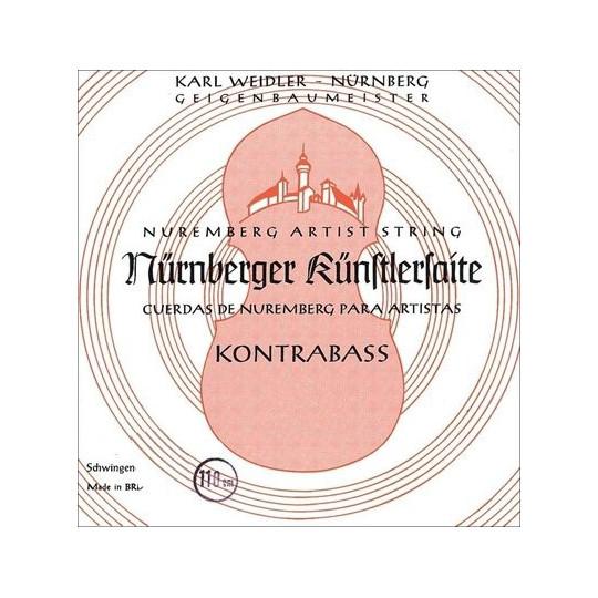 Nürnberger struny pro kontrabas Precizní orchestrální ladění 3/4