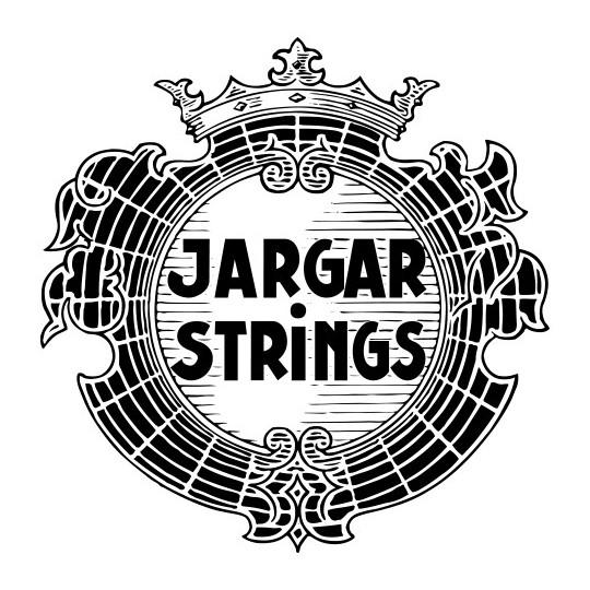 Jargar struny pro čelo Medium Sada chromová ocel