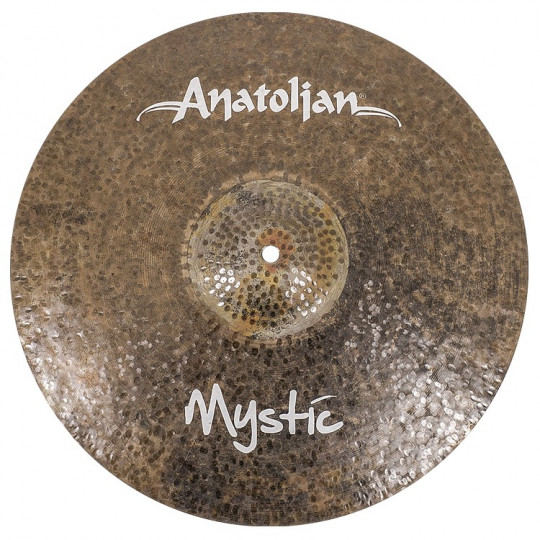 "Anatolian MS 13 RHHT Mystic regular hihat 13"""
