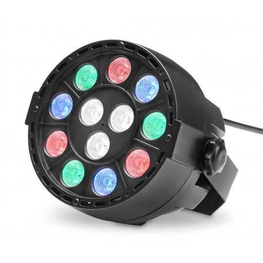 Showlite LED Smart Party Spot 12x 1W RGBW