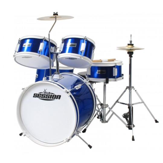 XDrum Junior Standard bicí souprava - modrá