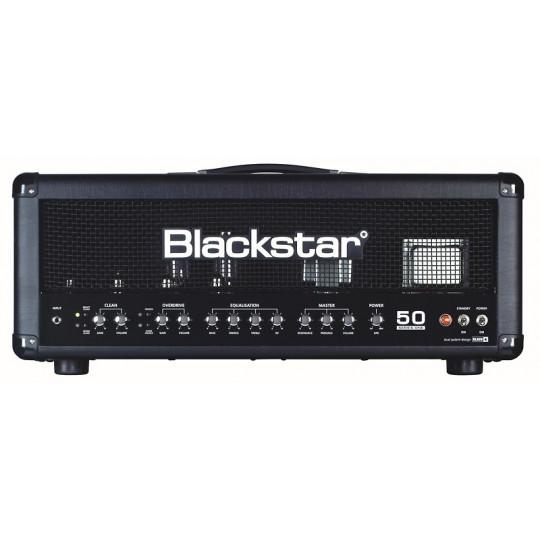 Blackstar Series One 50 - lampová kytarová hlava