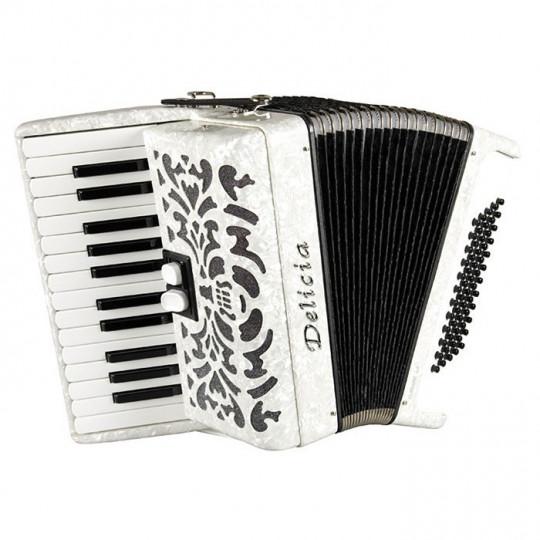 Delicia JUNIOR 24 - klávesový akordeon