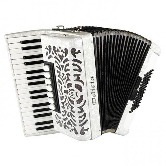 Delicia ARNALDO 23 - klávesový akordeon