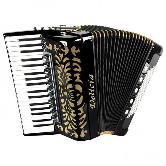 Delicia CARMEN 26 - klávesový akordeon