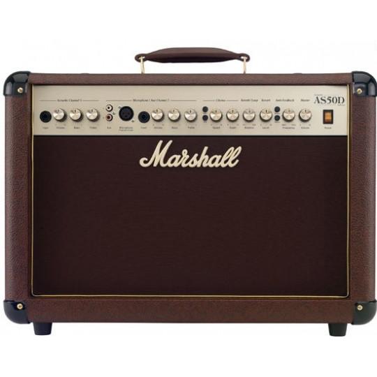 MARSHALL AS50D - akustické kombo 50W