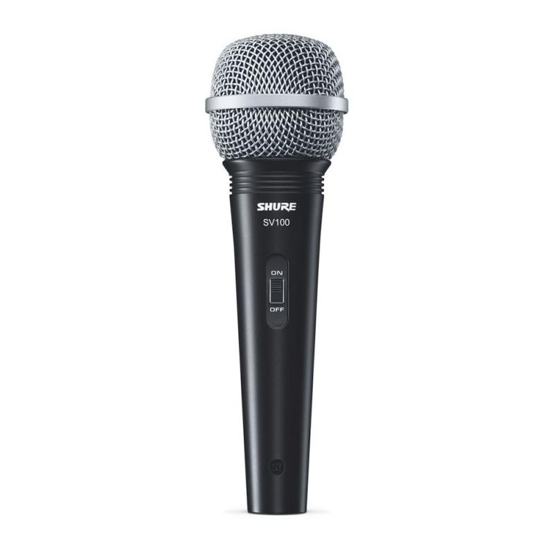 SHURE SV100 - víceúčelový mikrofon