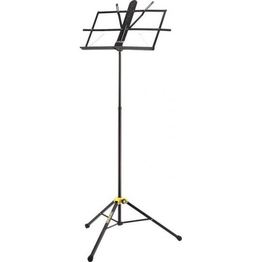 HERCULES BS100B - notový stojan s teleskopickým mechanismem
