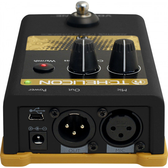 TC ELECTRONIC VoiceTone T1, EQ, kompresor pro zpěv