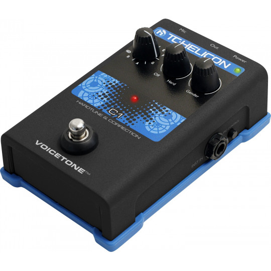 TC ELECTRONIC VoiceTone C1, korektor intonace