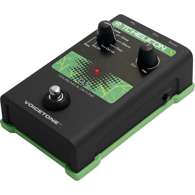 TC ELECTRONIC VoiceTone D1, efekt pro zdvojení hlasu