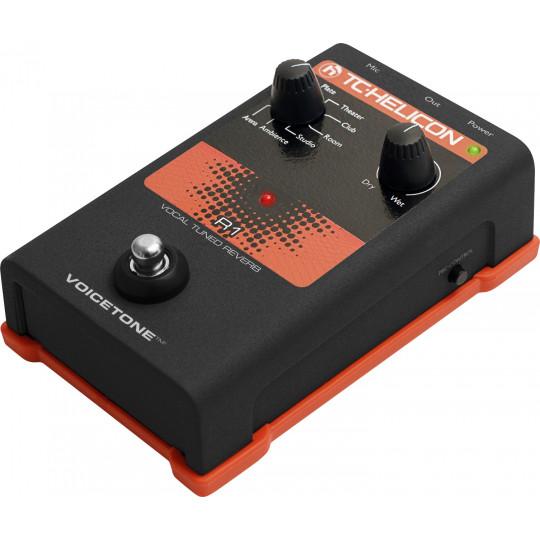 TC ELECTRONIC VoiceTone R1, multireverb pro zpěv