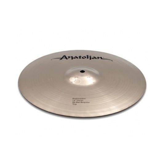 "Anatolian - EXPRESSION regular hi hat 12"" (ES 12 RHHT)"