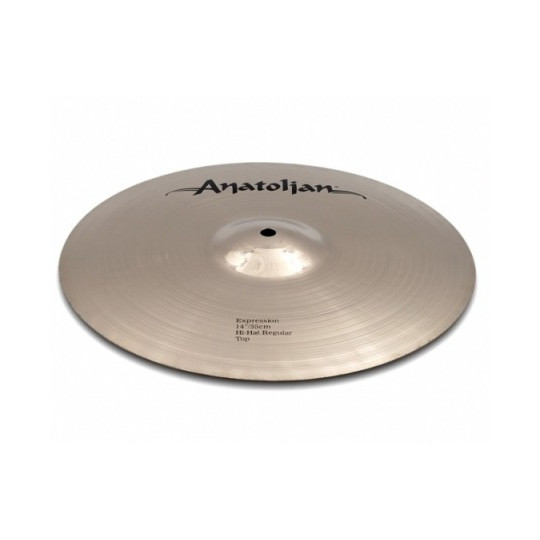 "Anatolian - EXPRESSION regular hi hat 13"" (ES 13 RHHT)"