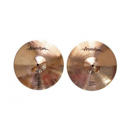 Anatolian ES 14 PWHHT EXPRESSION power hi hat 14""