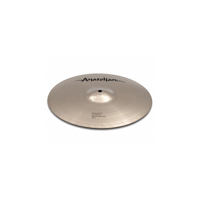 "Anatolian - TRADITIONAL regular hi hat 13"" (TS 13 RHHT)"