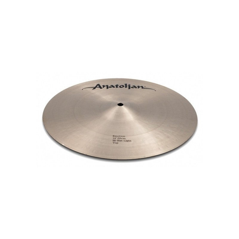 Anatolian EMS 14 SHHT EMOTION spectrum hi hat 14""