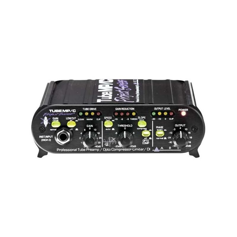 ART TUBE MP/C - profesionální lampový předzesilovač/kompresor