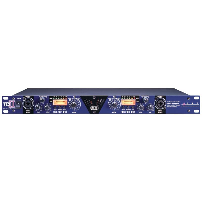 ART TPSII dvoukanálový lampový předzesilovač